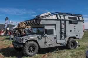 Military grade Overland Expo 2016