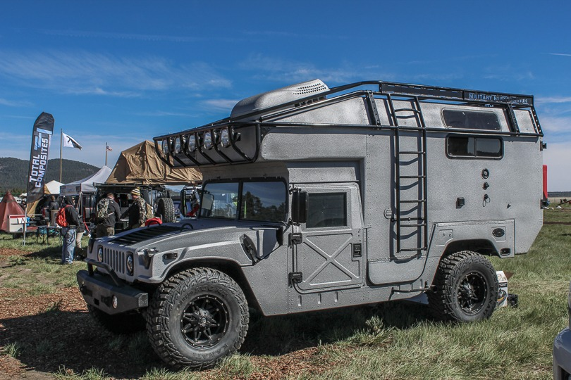 Gathering Of The Tribe Overland Expo West 2016 Tap