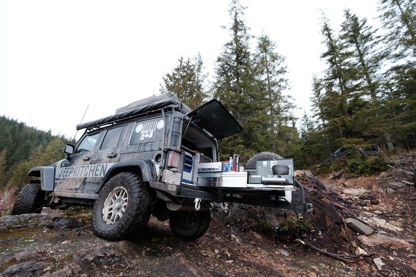 The Adventure Portal - Jeep Kitchen Pics-6140