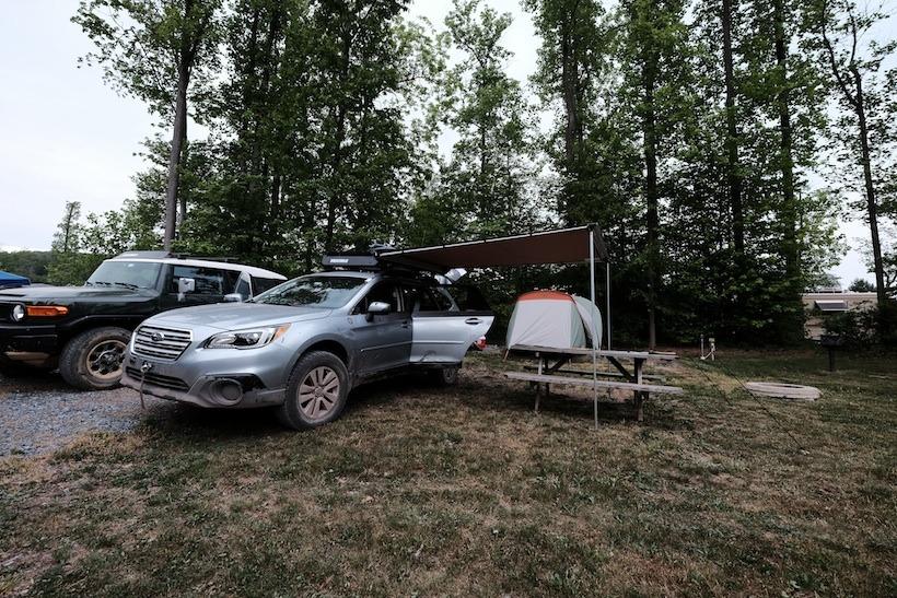 2015 Subaru Outback - Off-Road Conversion -   TAP Into