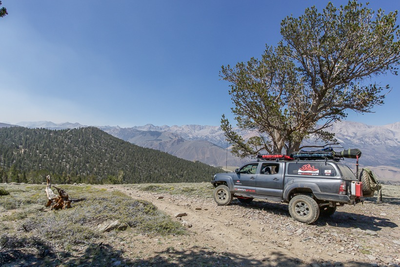 10,800ft Coyote Creek Trail sierra