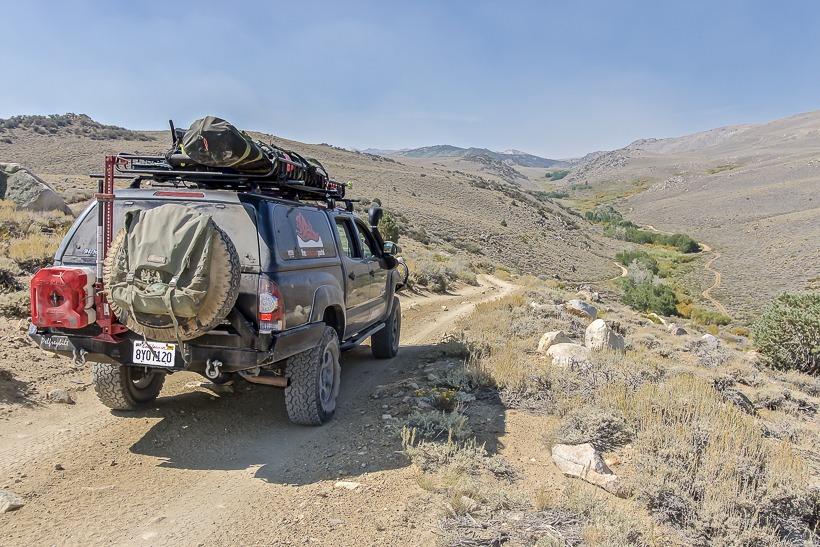 Coyote Creek Trail Sierra
