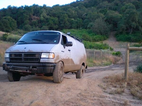 Dodge Ram 350 TAP