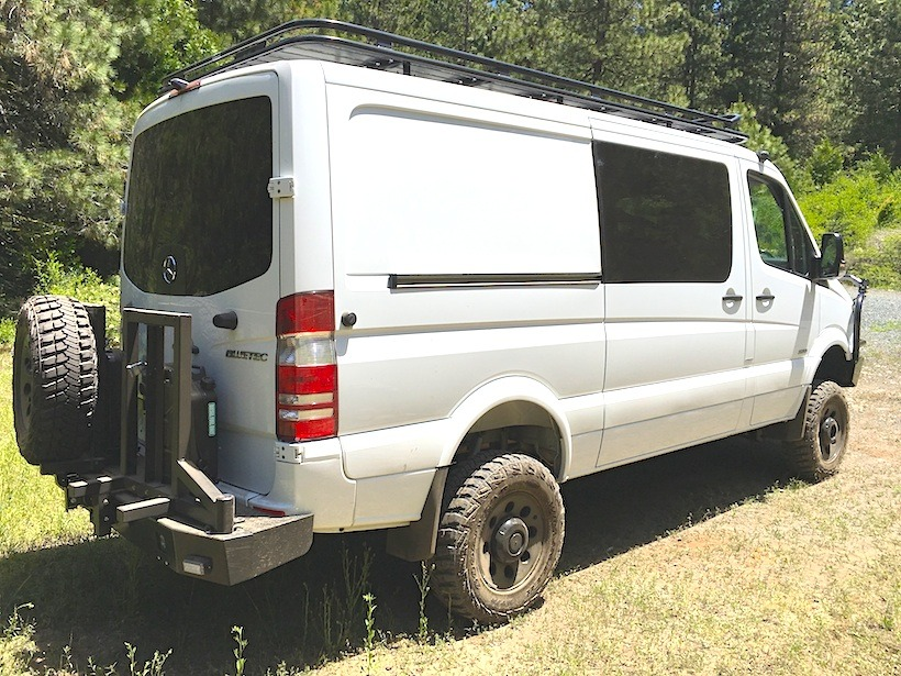 Sprinter Van Conversion The Adventure Portal 15