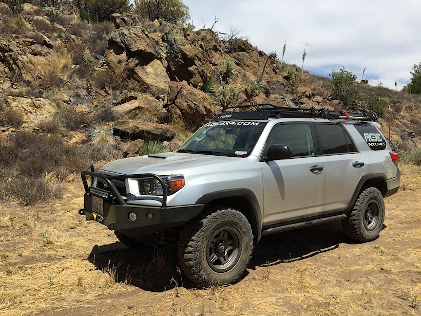 2011 trail edition 4runner off road conversion tap. Black Bedroom Furniture Sets. Home Design Ideas