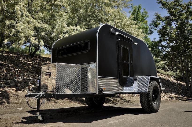 Colorado Teardrops Summit, a lightweight Off-Road Trailer ...