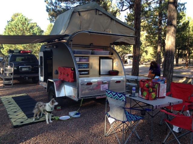 Colorado Teardrops Summit A Lightweight Off Road Trailer