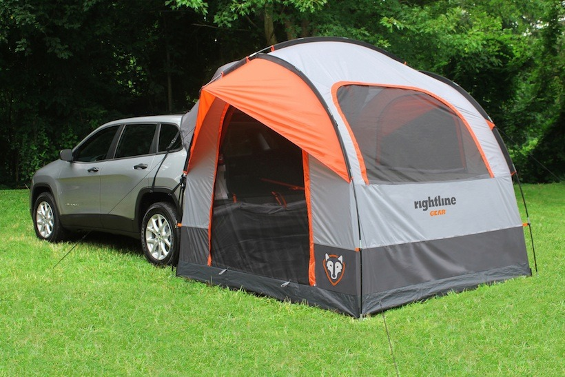 Truck And Suv Tents Camping Options For The Overlander