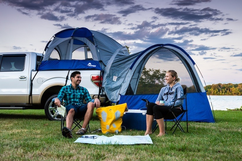 Truck Tent Design Features & Truck and SUV Tents-Camping Options for the Overlander - | TAP ...
