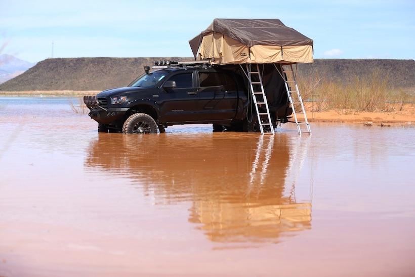 Featured Rig Dakar Tundra Tap Into Adventure