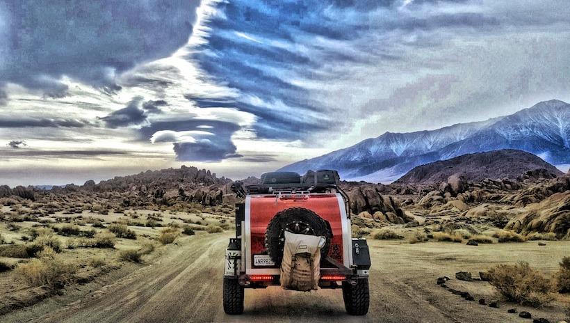A Death Valley Adventure