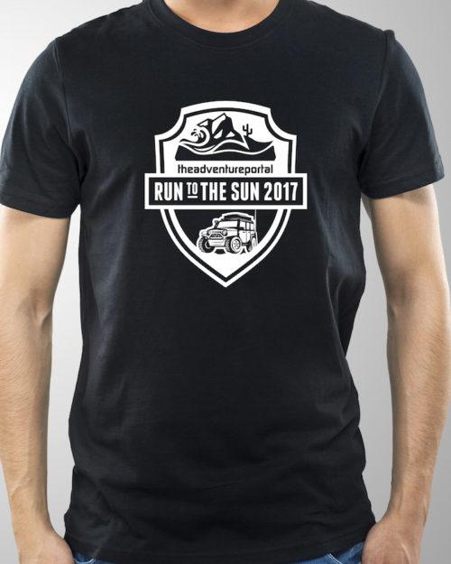 Run to the Sun Event T-shirt