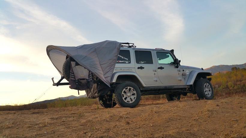 Napier Sportz Cove Vehicle Tent Tap Into Adventure
