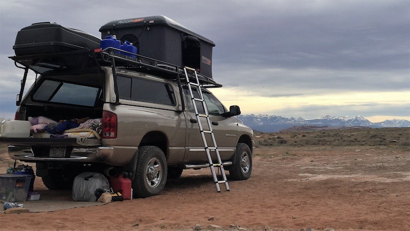 Roofnest Roof Top Tent - | TAP Into Adventure!