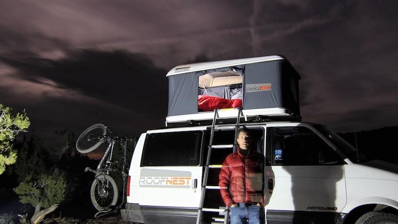 Roofnest Roof Top Tent & Roofnest Roof Top Tent - | TAP Into Adventure!