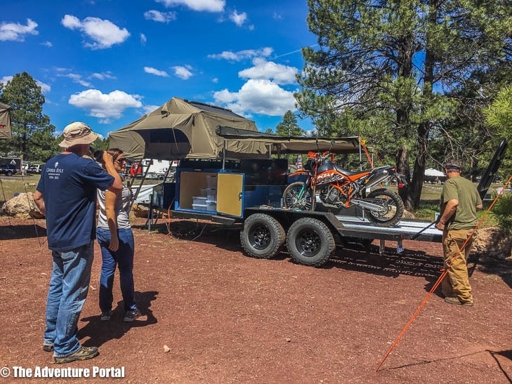 Overland Expo West 2017 Tap Into Adventure