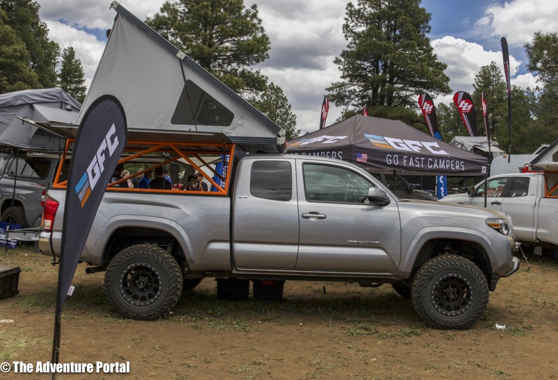 2018 Overland Expo West Tap Into Adventure