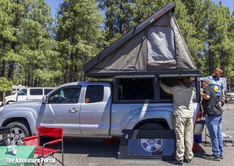 2018 Overland Expo West - | TAP Into Adventure!