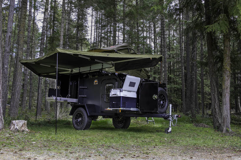 OFF GRID TRAILERS off road trailer