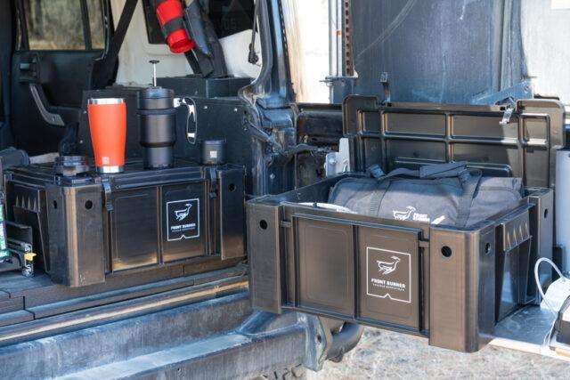 Wolf Pack Storage Box
