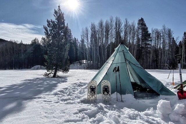 ground tents