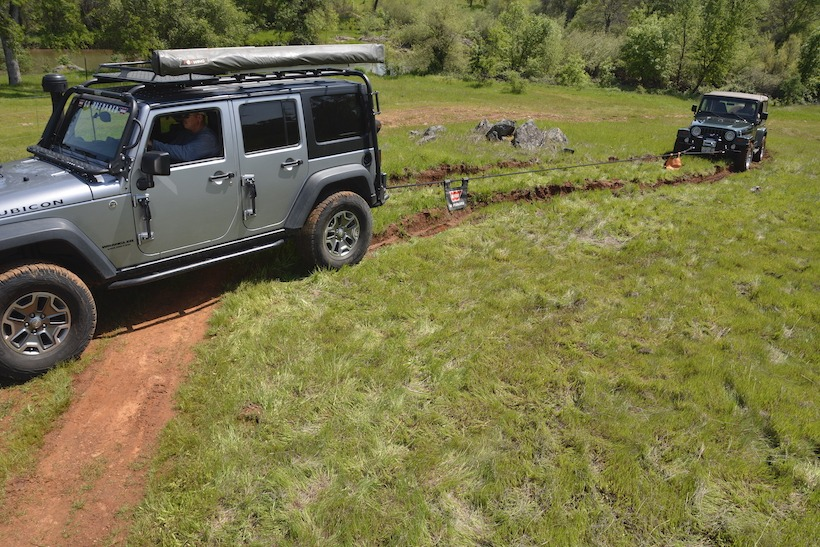 Off-Road Recovery