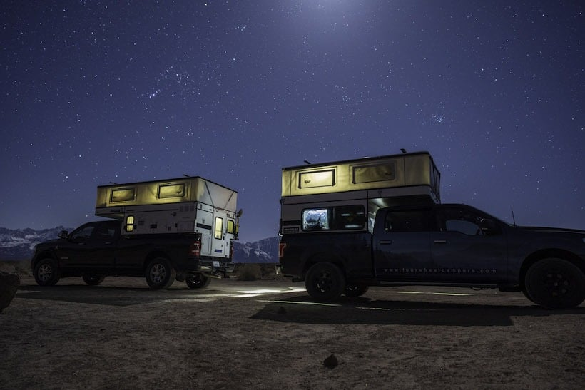 Four Wheel Campers